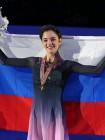 Evgenia Medvedeva is the winner the World Championship in Helsinki