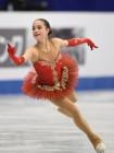 Победа Алины Загитовой на юниорском ЧМ по фигурному катанию в Тайване