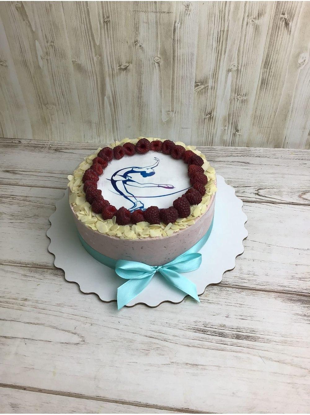 Банановый торт-суфле - Аксель