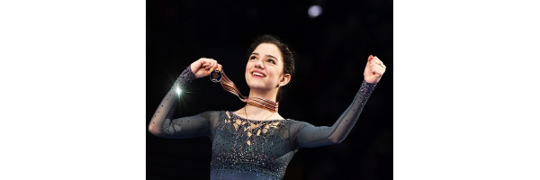 The win of Evgenia Medvedeva