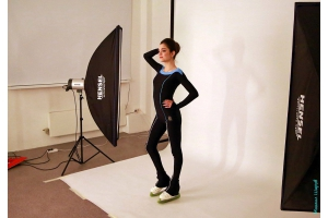 Photosession with Evgenia Medvedeva
