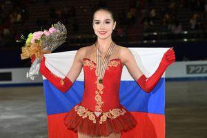 Победа Алины Загитовой