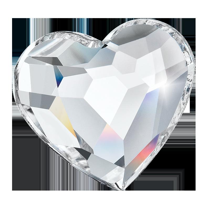Preciosa - форма в виде сердца